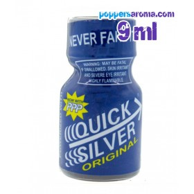 Poppers Quick Silver