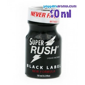 Poppers Super Rush Black 10ml