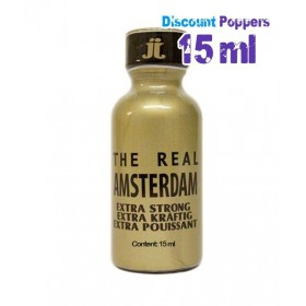 Poppers Real Amsterdam 15ml