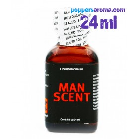 Poppers Man Scent 24ml